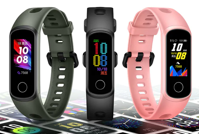Honor Band 5i launched! – Up to 9-day battery life