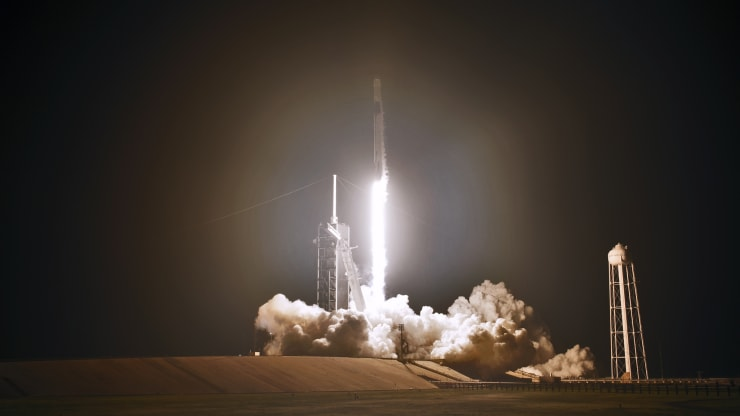 Photo of SpaceX Dragon Successfully Docks WITH ISS