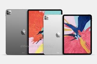 2020 iPad Pro Leaks Suggesting Triple-Camera Setup