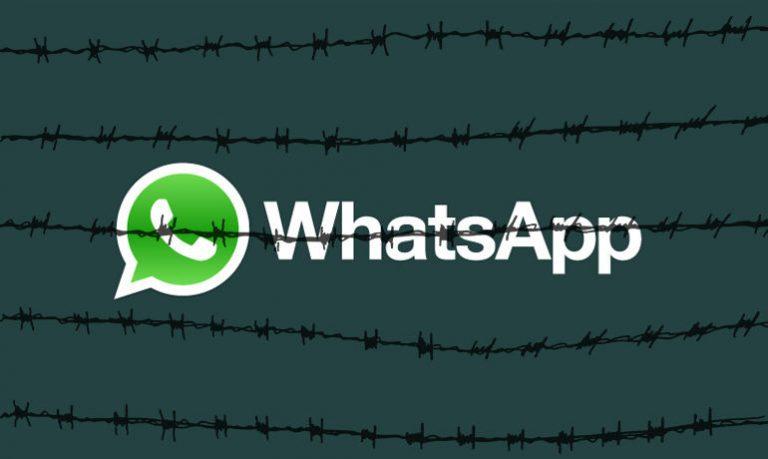 Kashmiris Faces WhatsApp Accounts Deactivation.