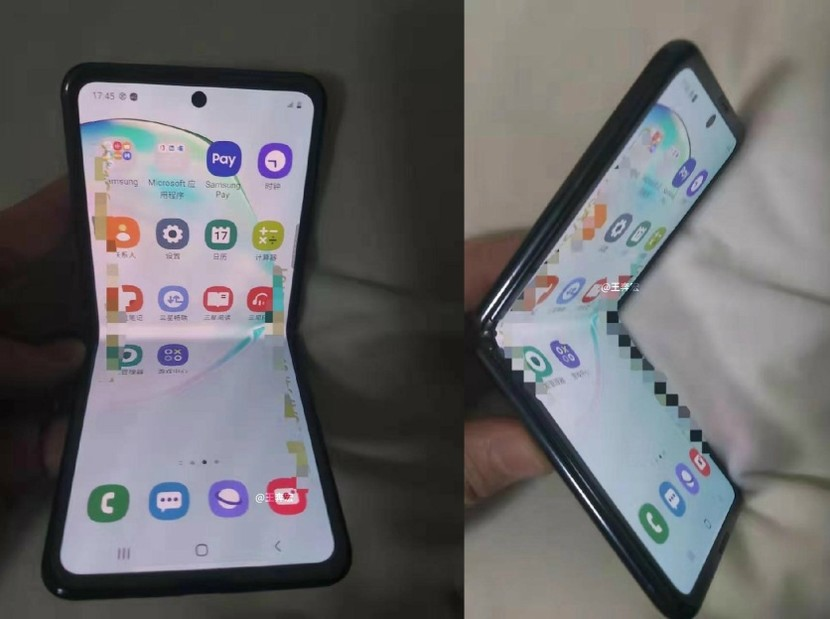 Photo of Samsung Galaxy Fold 2 (Clam shell) Renders Leaked: Big Breaking!