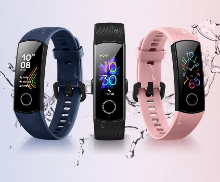 Honor Band 5 Review; Hands On