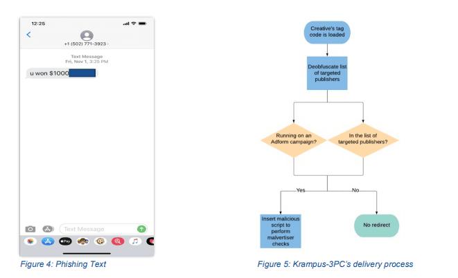 Smart Krampus 3PC malware - iPhone user's at risk