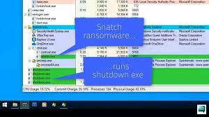 Photo of Snatch Ransomware Tricks Windows Security By Running It In Safe Mode