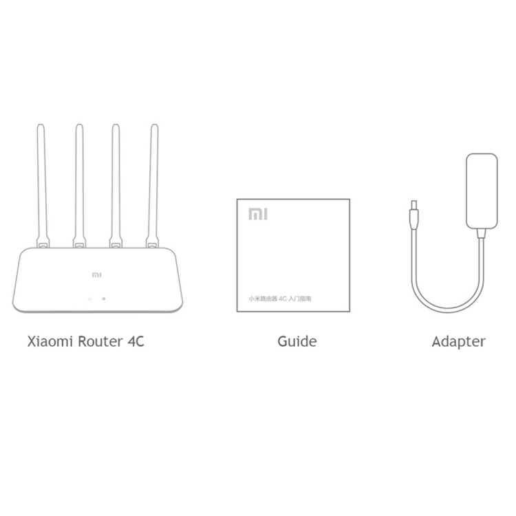Xiaomi Back with Mi Router 4C -Launched in India