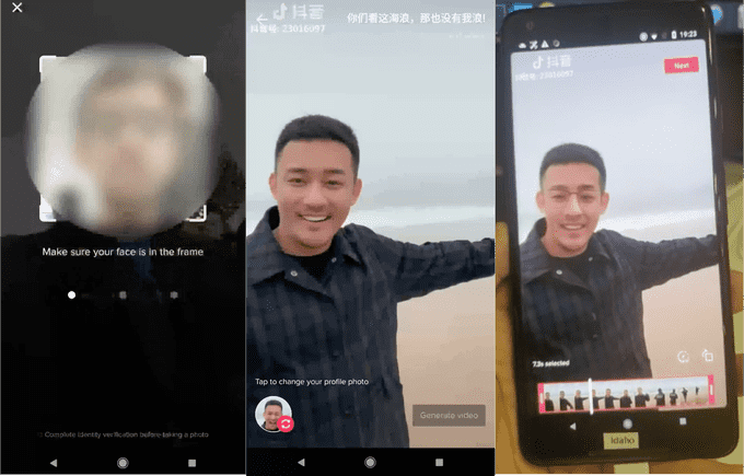 Photo of Bytedance & TikTok has built a Deepfakes maker