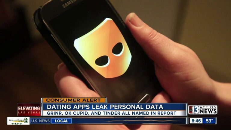 Dating Apps Including Tinder Found Sharing Private Data of Users
