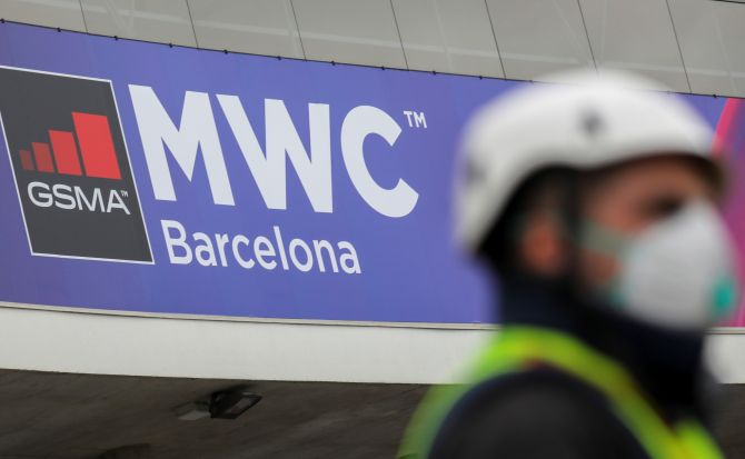Photo of MWC 2020 Canceled Over Coronavirus Concerns