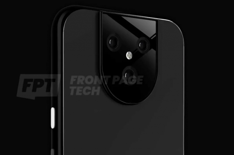 Google Pixel 5 XL Purported Render Surfaces Online – Have a look