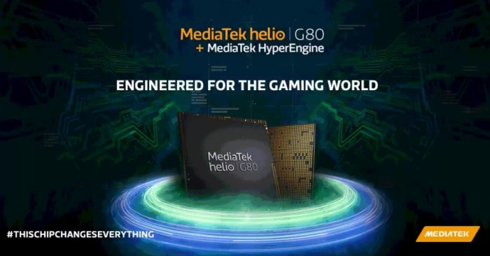 Photo of MediaTek Helio Introduced  G80 Chipset for Mid-ranged Gaming Smartphones