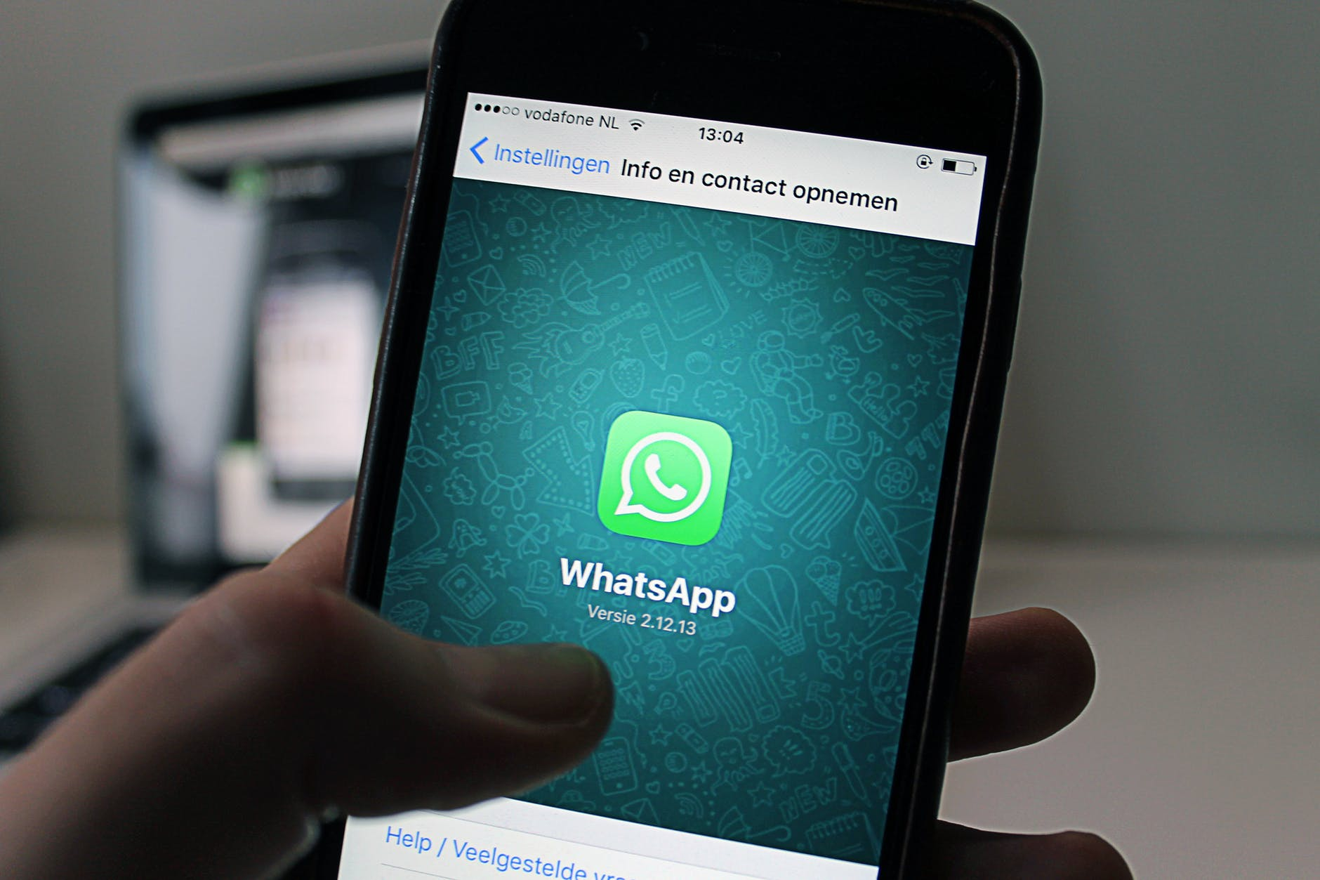 Photo of A WhatsApp flaw exploited by attackers