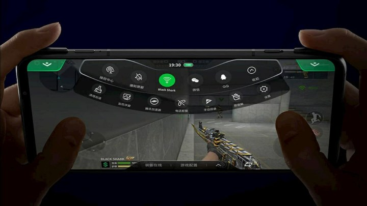 Black Shark 3 Will have Magnetic Charging, Mechanical triggers