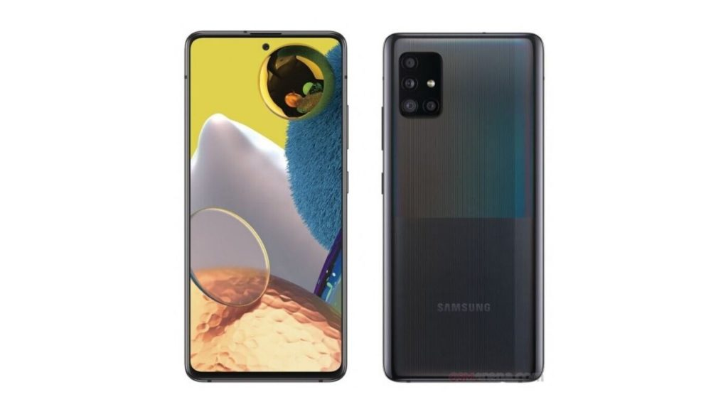 Samsung Galaxy A51 5G Variant Leaked