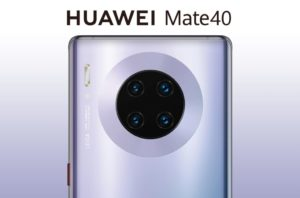Huawei Mate 40 Pro Patent Leaked; Featured Circular Touch Display