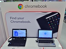 Photo of 'Works With Chromebook' badge for Chromebook certified accessories