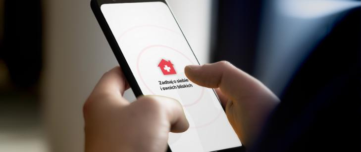 "Photo of Poland Launches ""Home Quarantine"" App to Track Quarantine Patients"