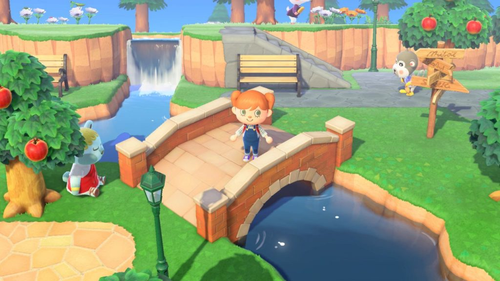 Animal Crossing Screenshot