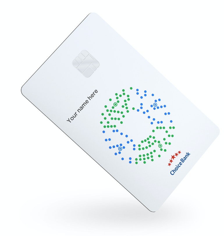 Google Pay's smart debit card images leaked