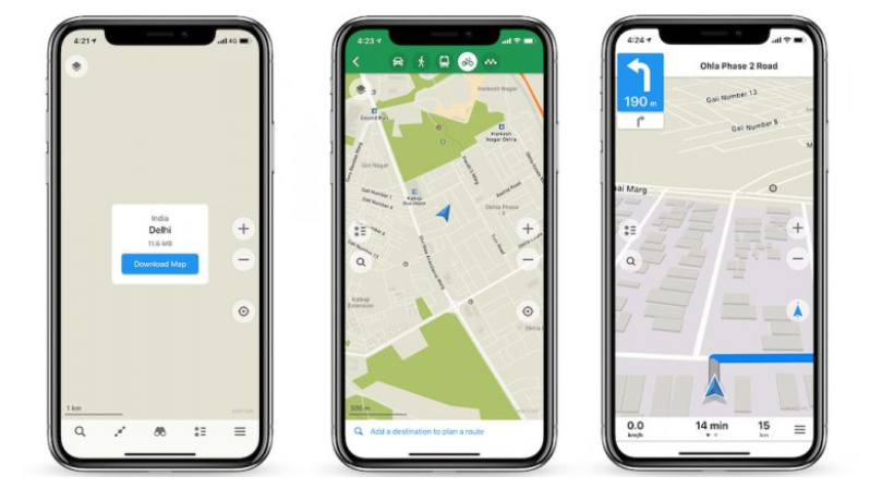 5 best GPS apps for iPhone