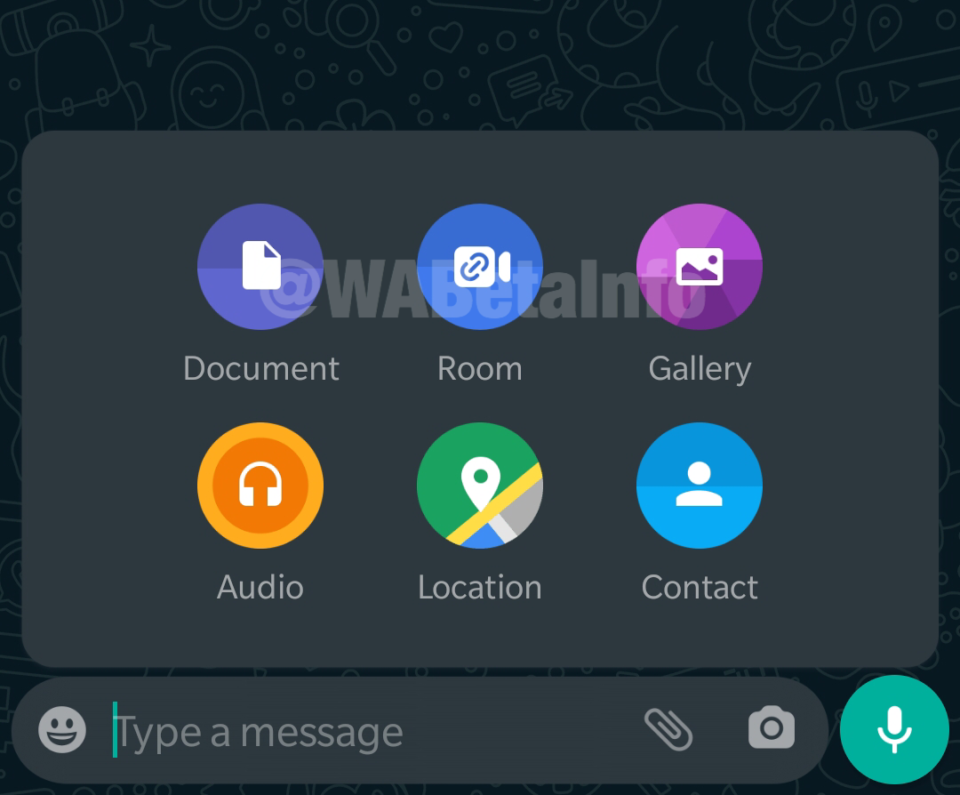 Whatsapp soon to get two video call options
