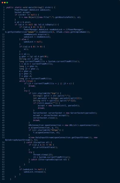 malicious covid-19 code
