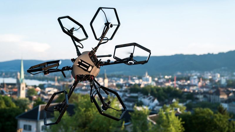 Photo of Multicopter – The future helping hand!