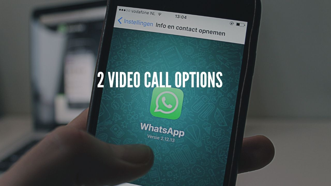 Photo of Whatsapp soon to get two video call options