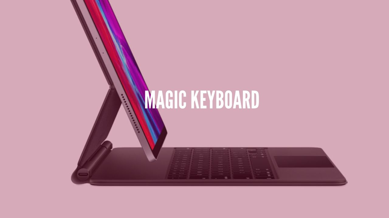 Photo of Magic keyboard for iPad Pro now available to order, ships next week