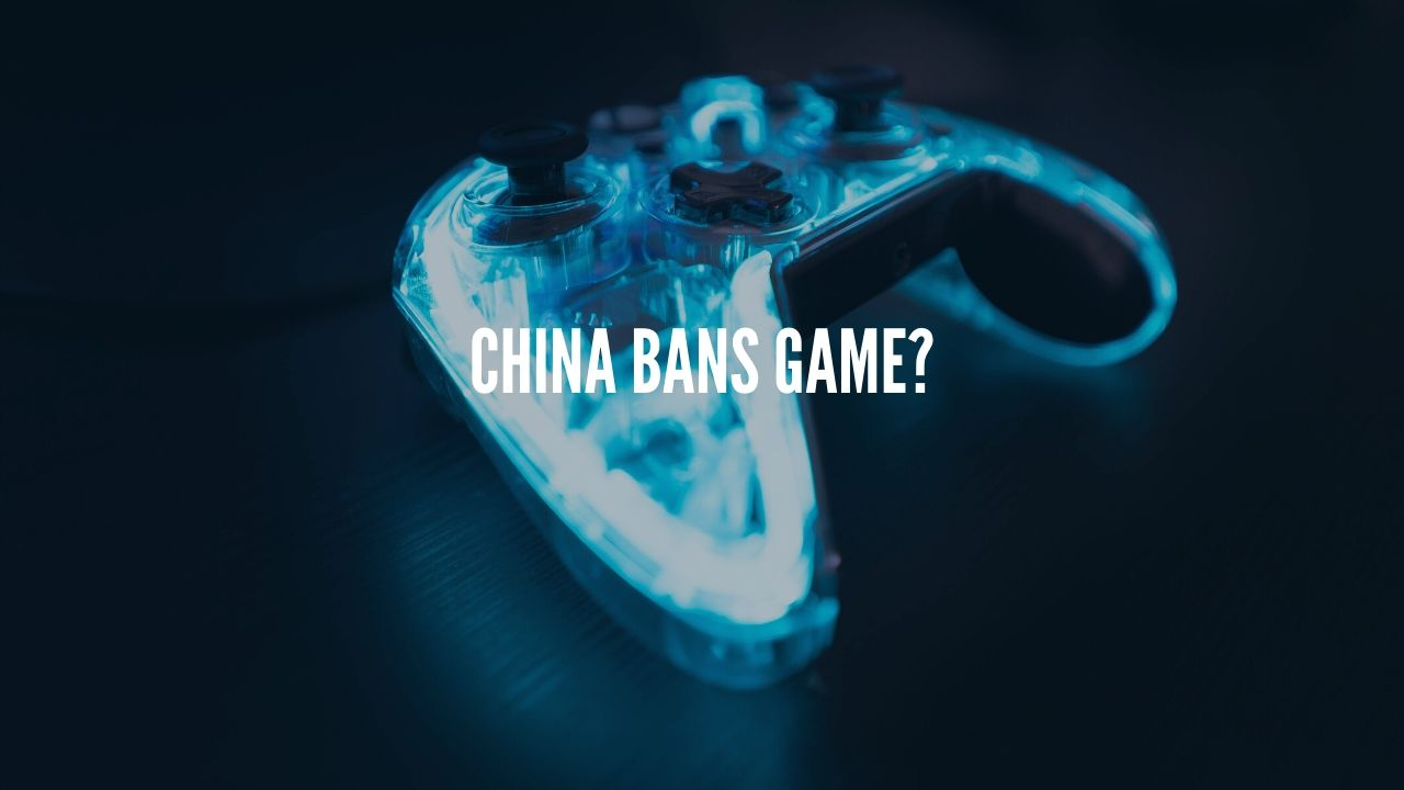 Photo of China bans Online gaming with Foreigners