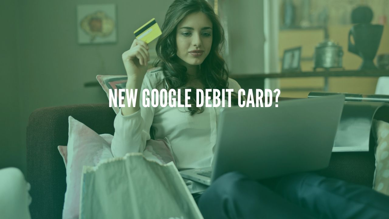 Photo of Google Pay's smart debit card images leaked