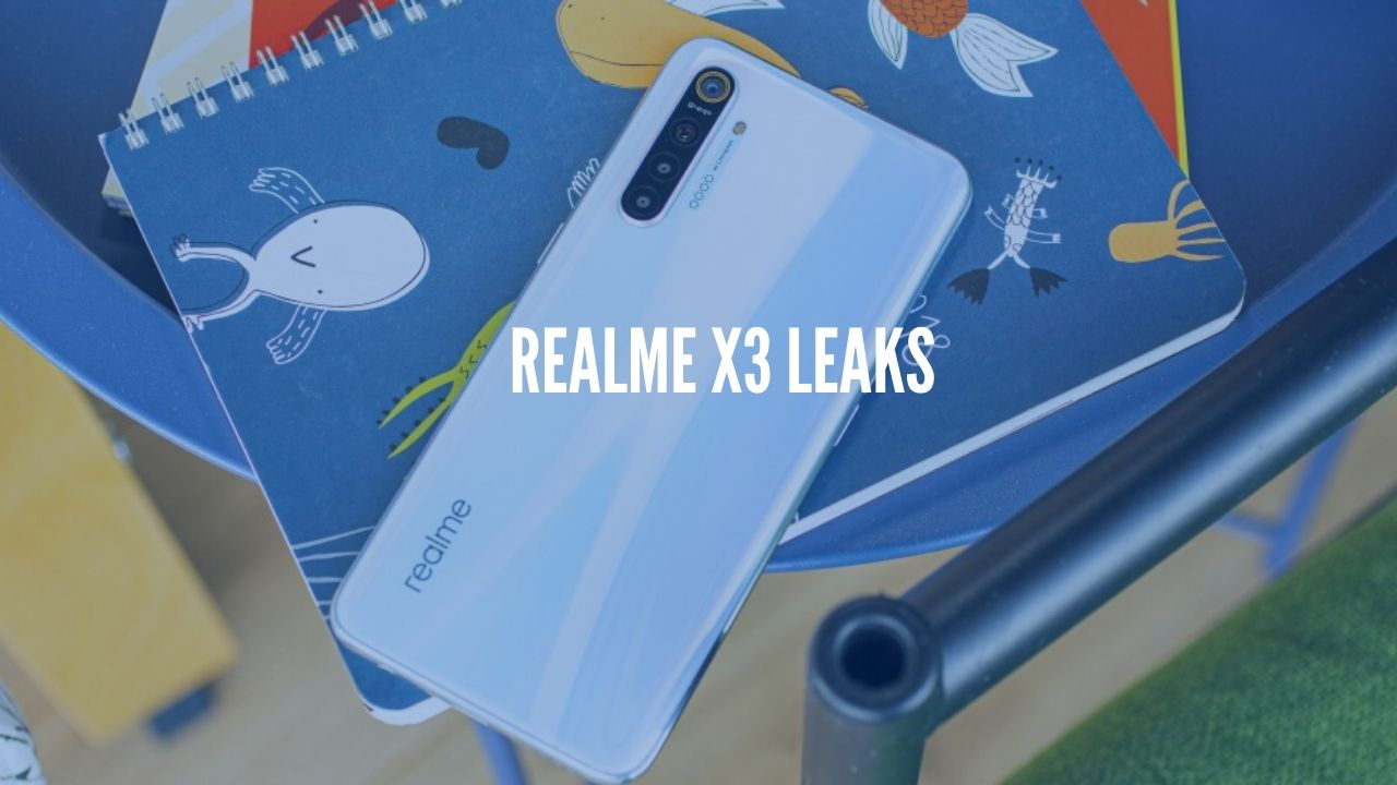 Photo of Realme X3 specifications Leaks before launch