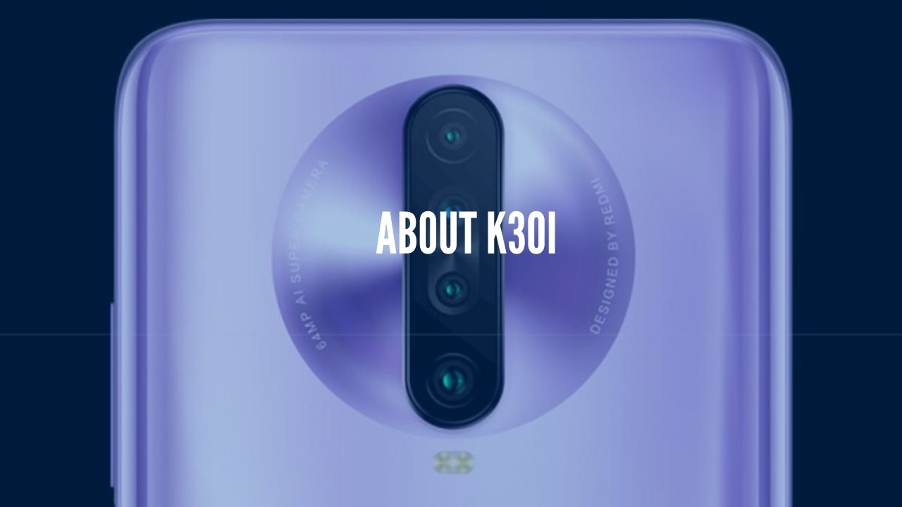Photo of Redmi K30i to feature 48MP Camera, 5G Support