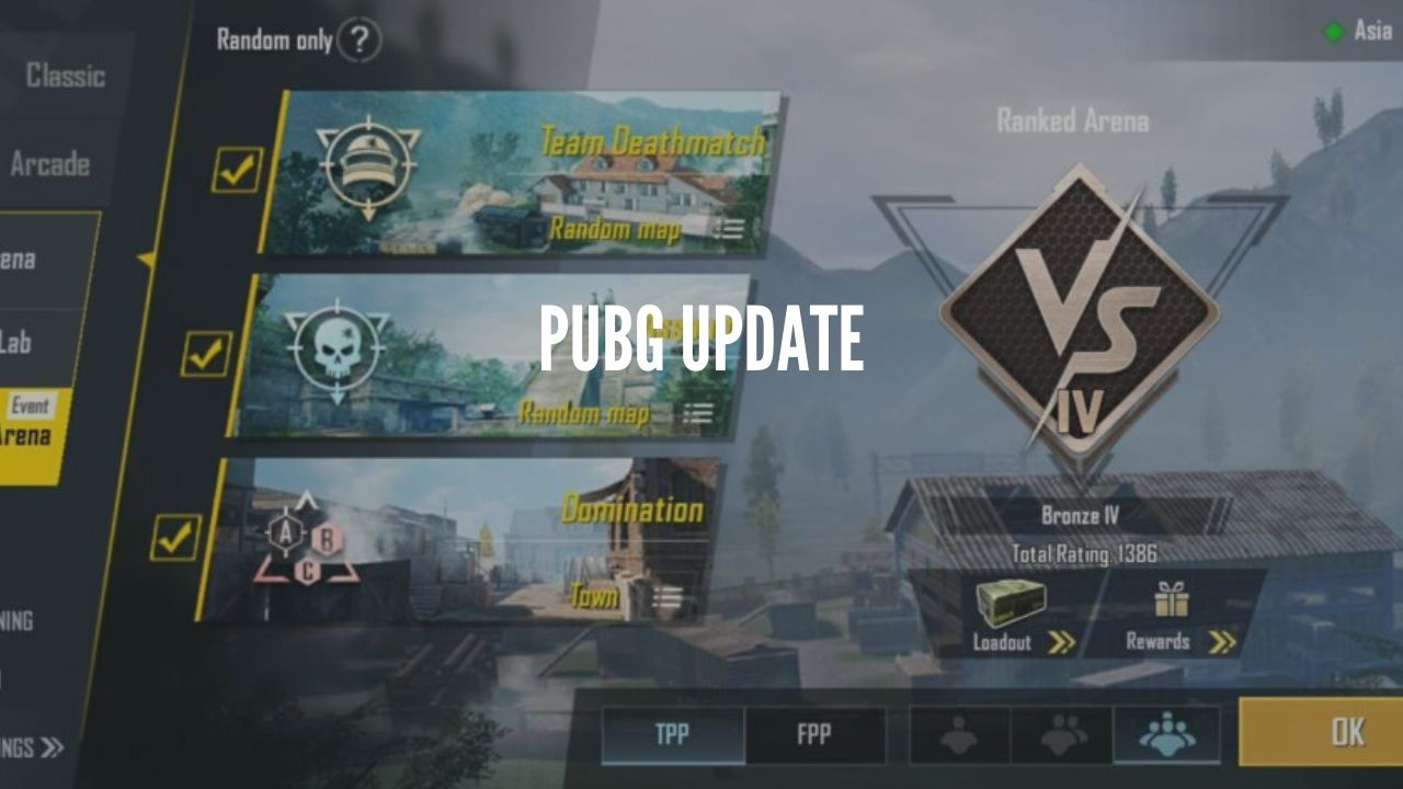 Photo of PUBG launches Ranked TDM mode