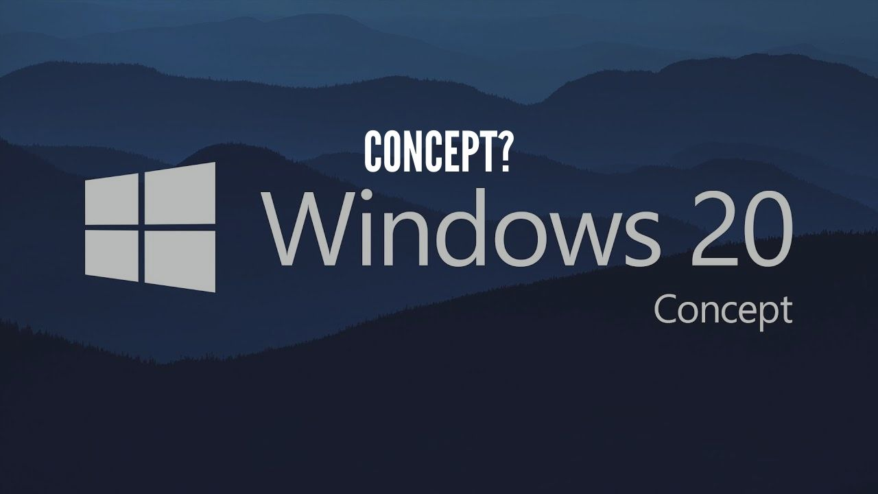 Photo of This Windows 20 Concept will blow your mind