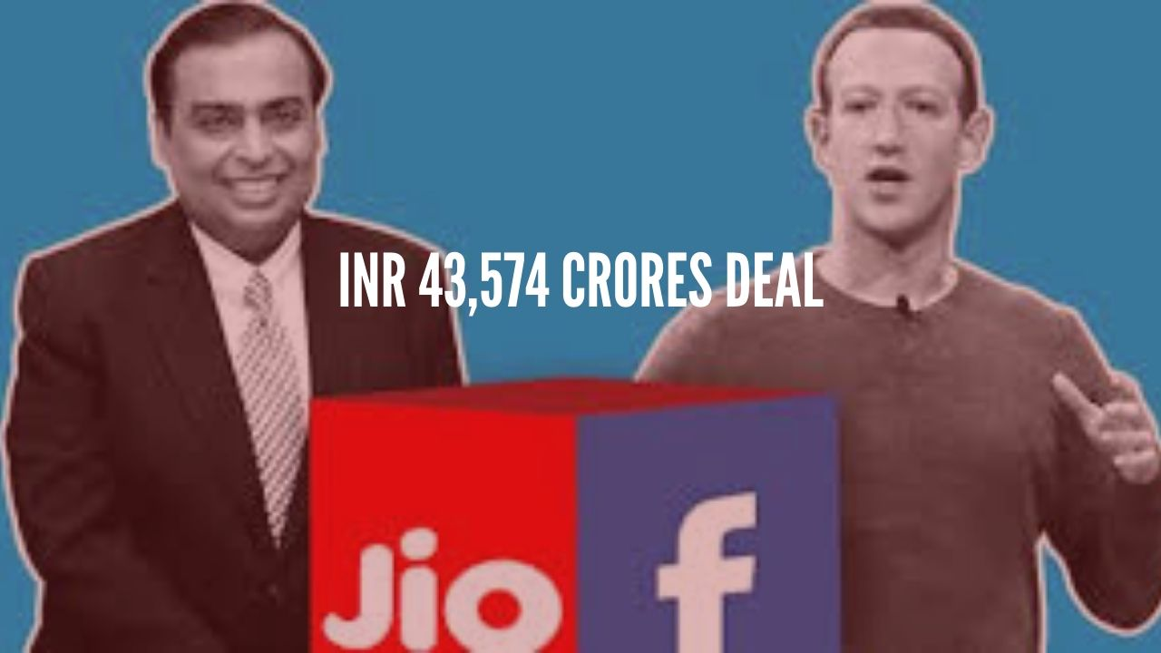 Photo of Facebook Acquires 9.99% Stake in Reliance Jio