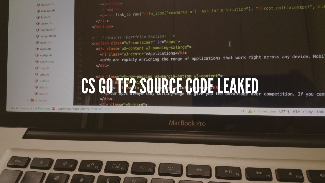 Photo of CS GO, TF2 source code leak; Valve responds