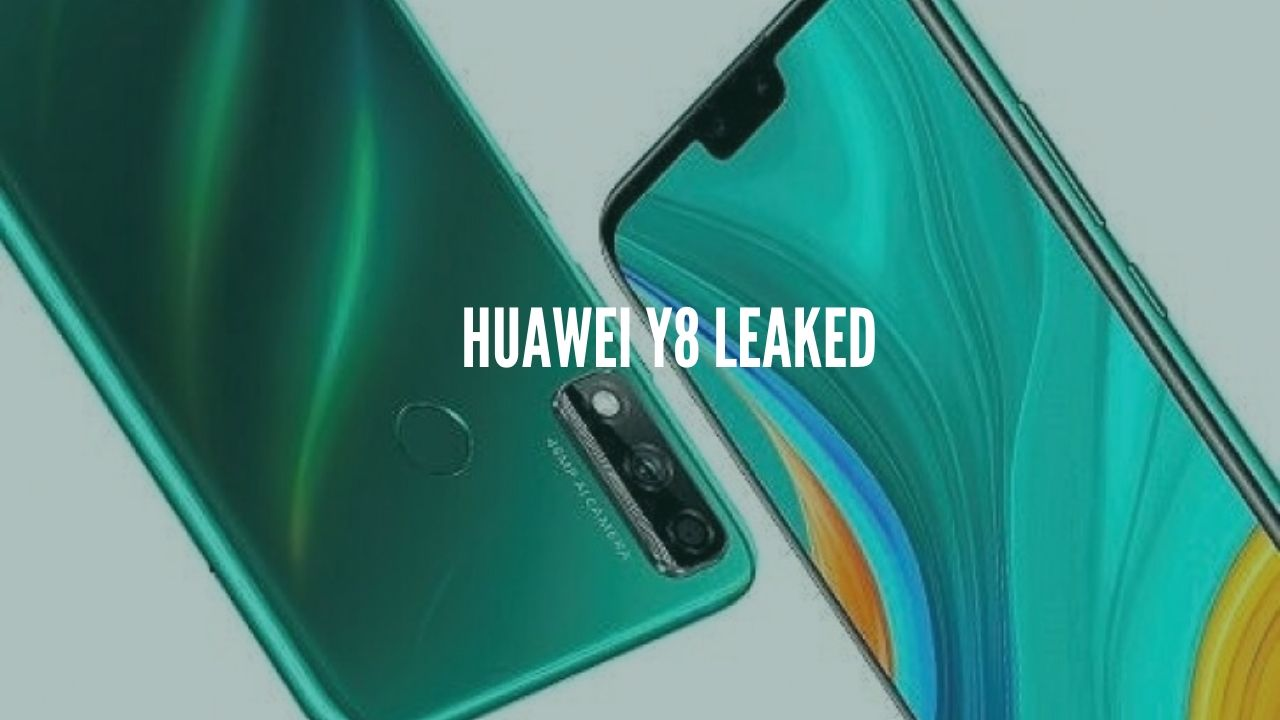 Photo of Huawei Y8s Render Surfaces Online; Featuring 48-Megapixel Dual Rear Camera