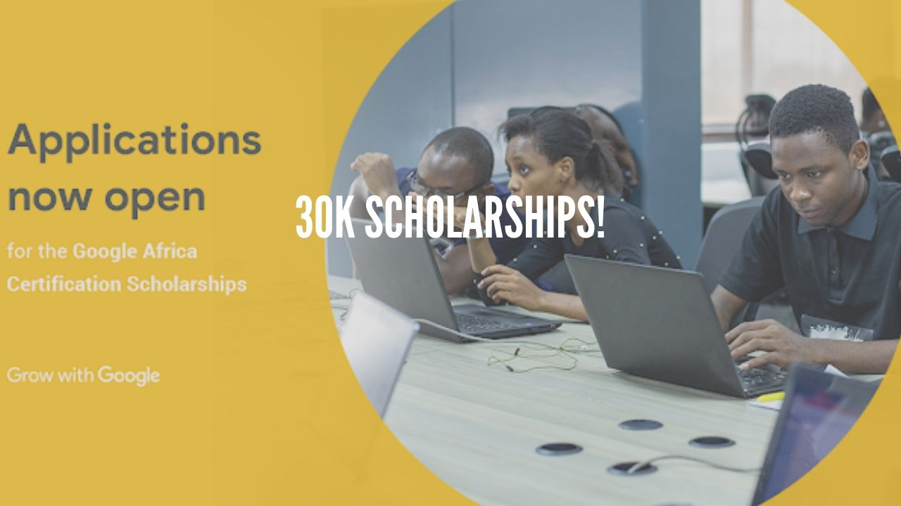 Photo of Google introduced a scholarship program for Africa