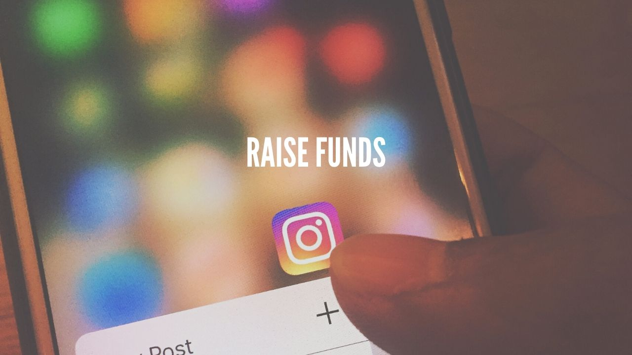 Photo of Now Raise Funds Over Instagram Live