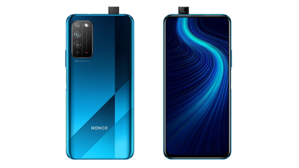Honor X10 Specs, Price; Sale on May 26 in China