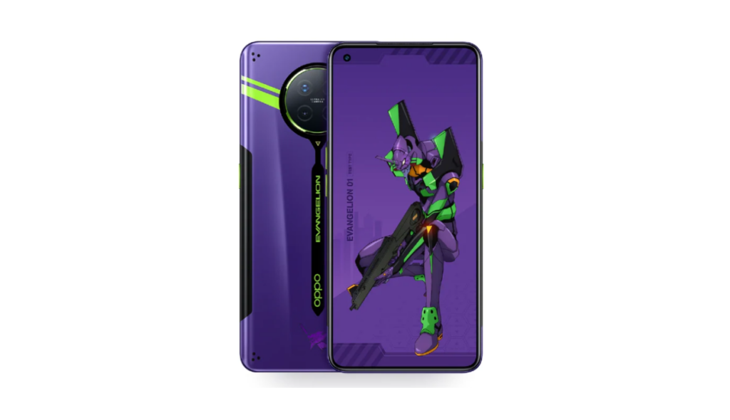 Oppo Ace 2 EVA Limited Edition Launched