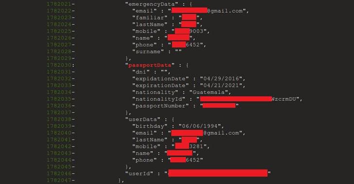 firebase exposed databases