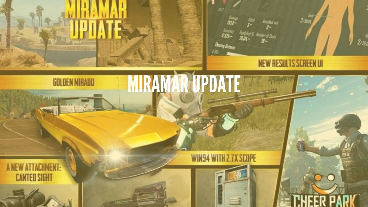 Photo of New PUBG MOBILE 0.18.0 update coming on May 7 : Miramar 2.0, Safety Scramble Mode