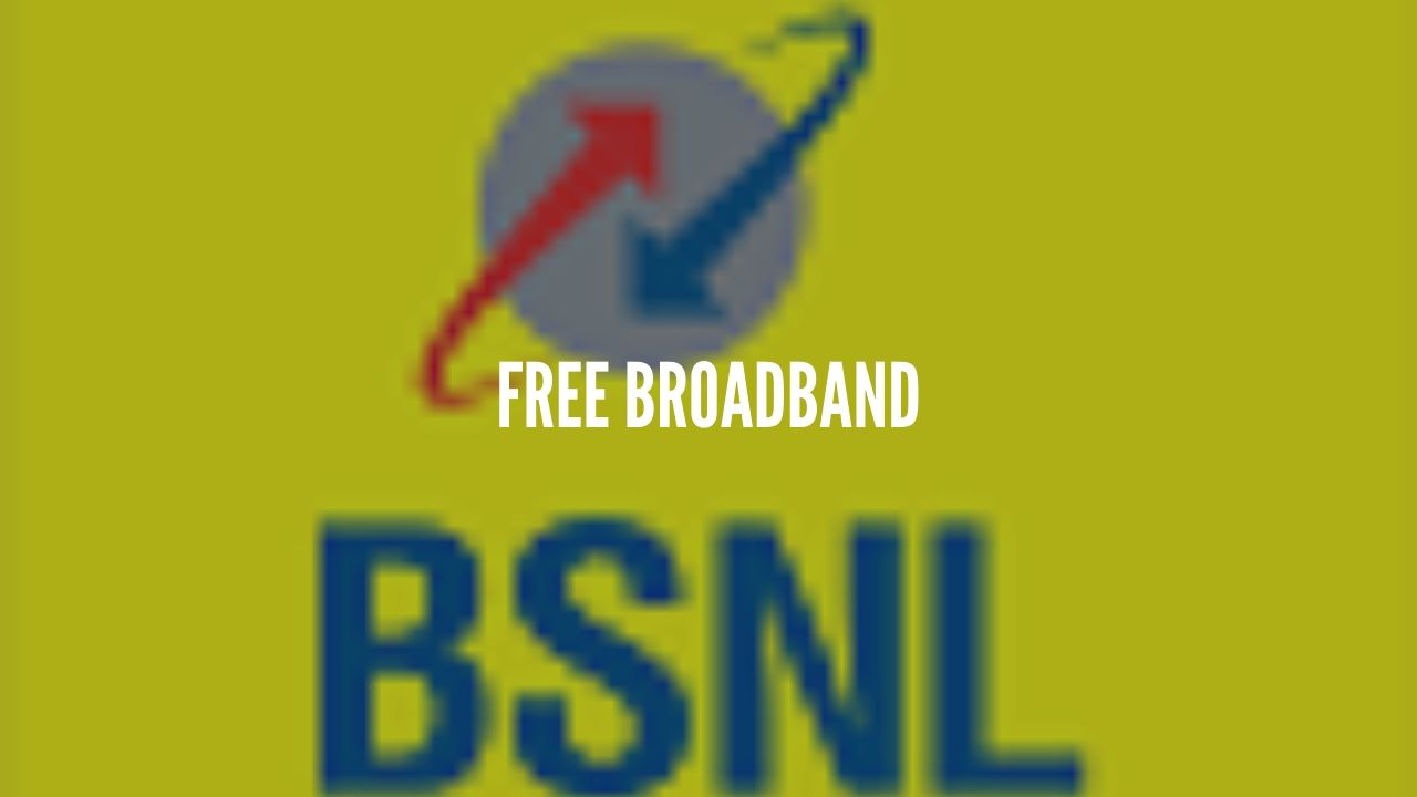 Photo of BSNL Offers Free Broadband Services till 20th June 2020