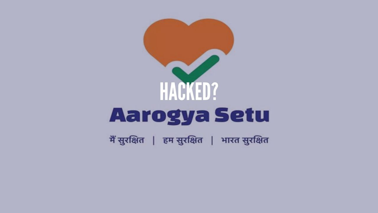 Photo of Aarogya Setu team responds to French hacker; hacker replies back