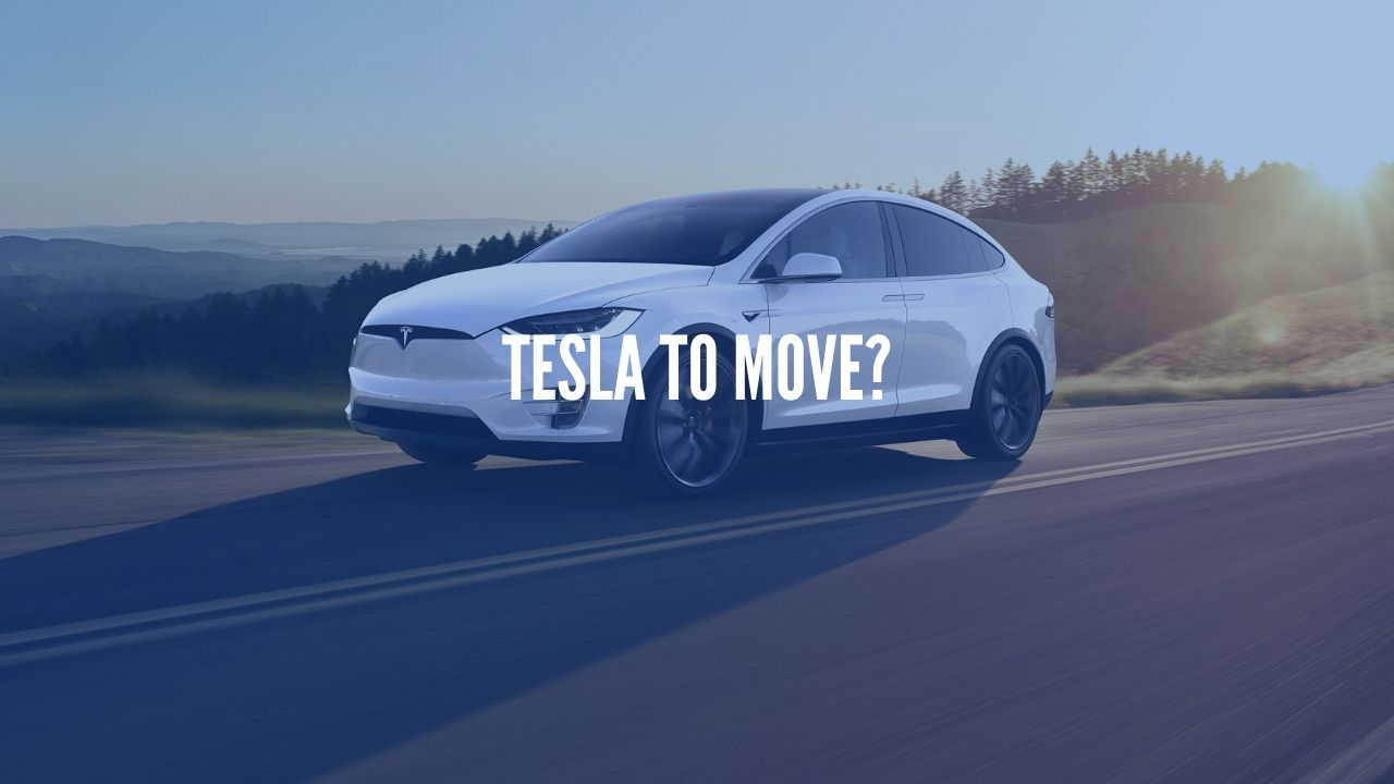 Photo of Elon Musk threatens to move Tesla from California