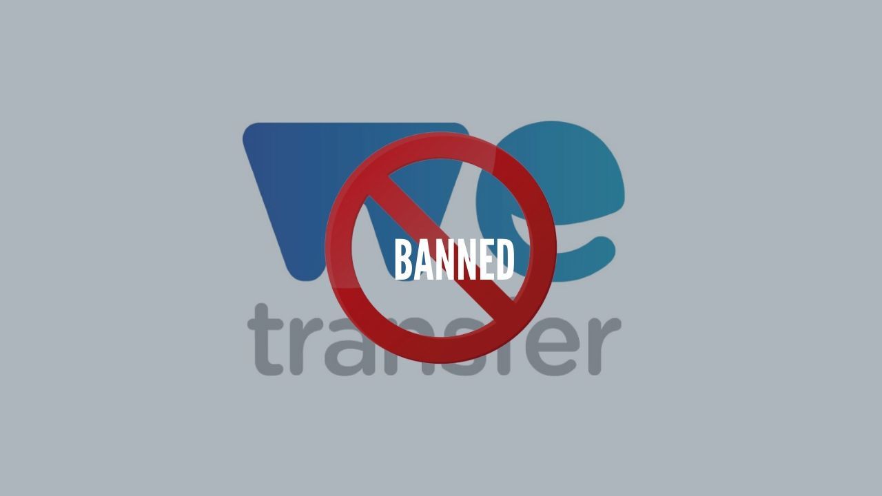 Photo of Indian Government bans file-sharing site WeTransfer