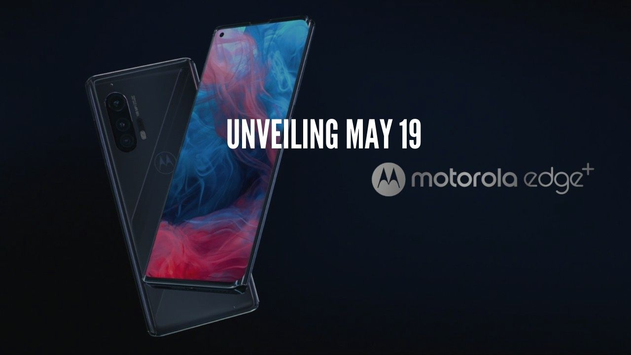 Photo of Motorola Edge+ Unveiling on May 19 to Feature 12GB RAM
