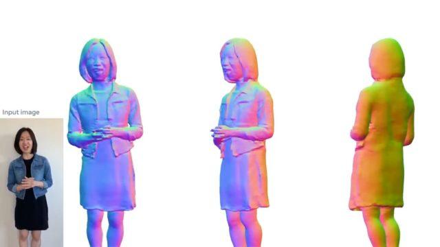 convert image into 3d model