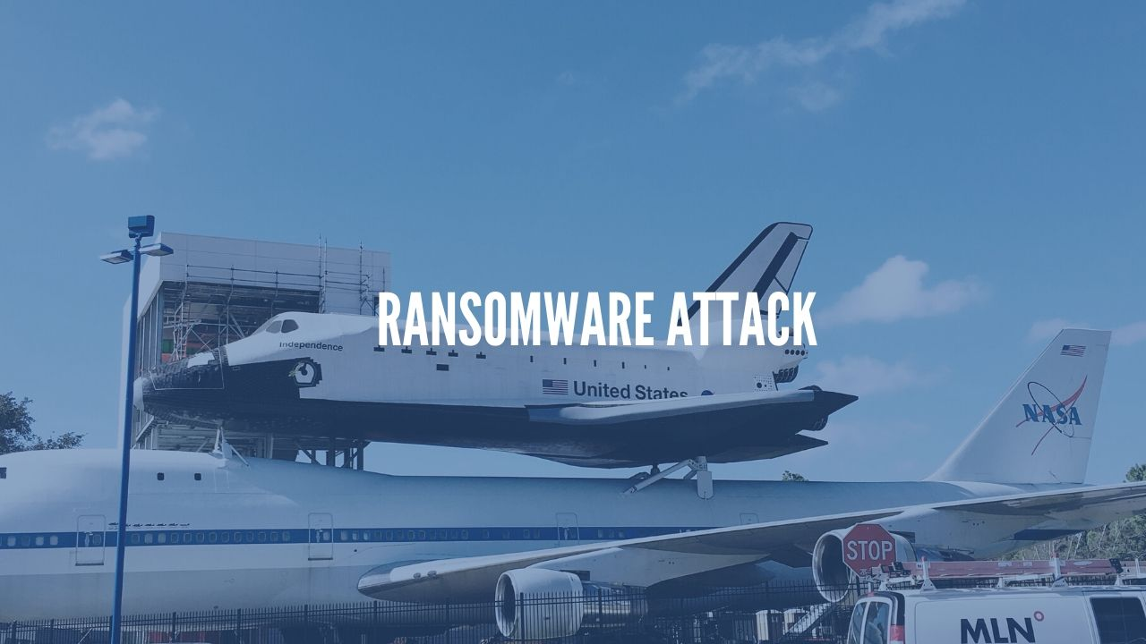 Photo of NASA Contractor Hit By Ransomware Attack